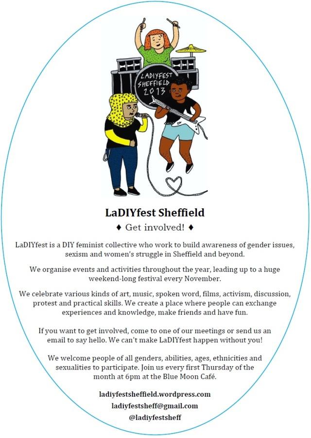 LaDIYfest get involved image