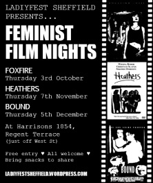 LaDIYfest film nights