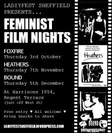 LaDIYfest film nights