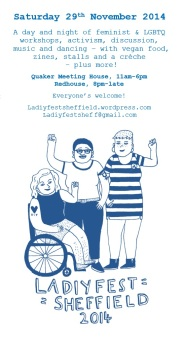 LaDIYfest 2014 promo