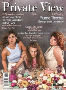 Plunge Theatre Poster