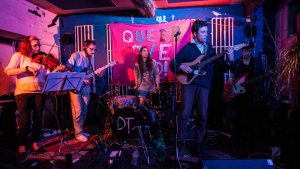 The Nervy Betters at Queerfest Leeds, 13 Jun 15. Photo by James Robert Birtwhistle